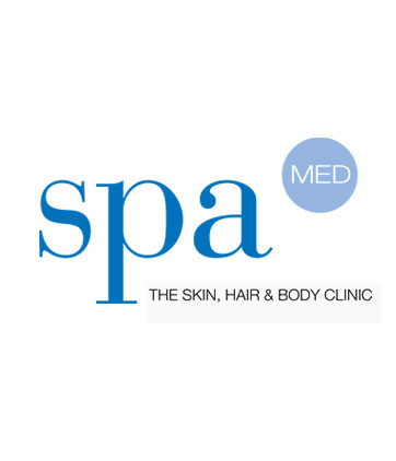 Client: SPA MED, the skin, hair & body clinic. Pittsfield, MA. Project: Logo Design